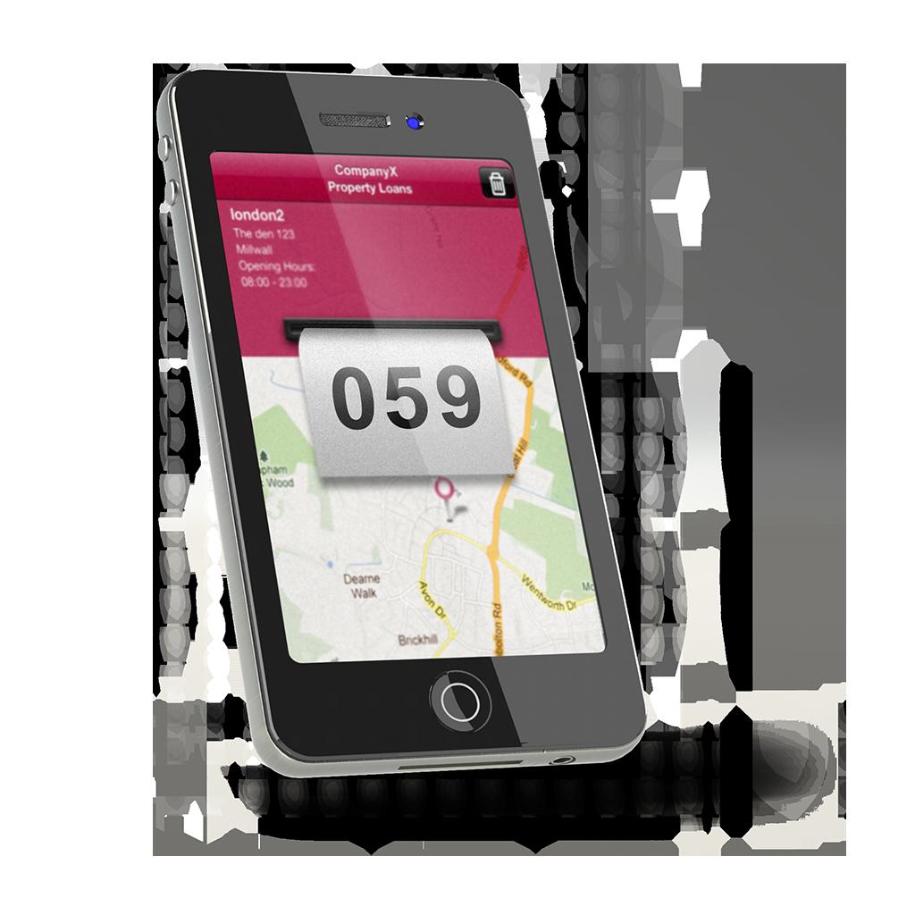 QMATIC представляет мобильные аппликации для Вашего бизнеса.